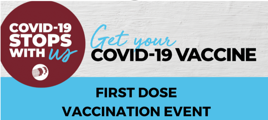 First Dose Covid Event